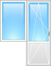 металлопластиковые окна киев акция