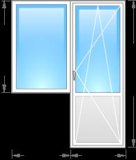 окна киев калькулятор